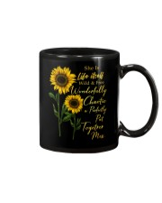 She Is Life Itself Sunflower Mug thumbnail