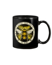 Be Kind Bee Sunflower Vintage Mug thumbnail