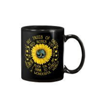 What A Wonderful World Sunflower Mug thumbnail