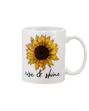 Rise And Shine Sunflower Mug thumbnail