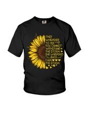 I Am The Storm Youth T-Shirt thumbnail