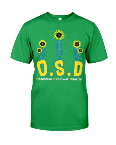 Obsessive Sunflower Disorder