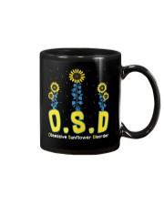 Obsessive Sunflower Disorder Mug thumbnail