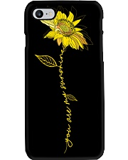 You Are My Sunshine Sunflower Phone Case thumbnail