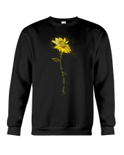 You Are My Sunshine Sunflower Crewneck Sweatshirt thumbnail