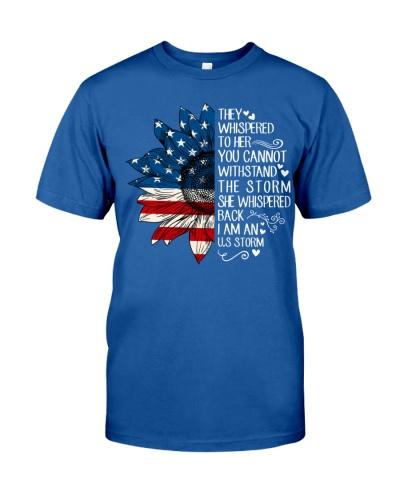 I Am An US Storm
