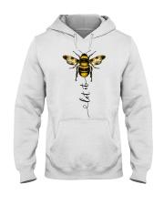 Let It bee Hooded Sweatshirt thumbnail