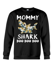 Mommy Shark Crewneck Sweatshirt thumbnail