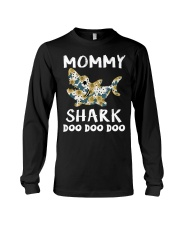 Mommy Shark Long Sleeve Tee thumbnail