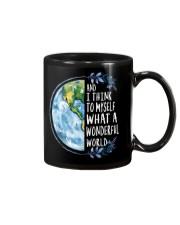 And I Think To Myself What A Wonderful World Mug thumbnail