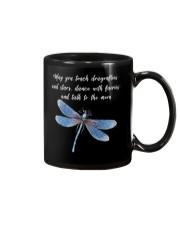 May You Touch Dragonflies Mug thumbnail