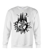 You Can Change The World Crewneck Sweatshirt thumbnail