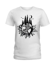 You Can Change The World Ladies T-Shirt thumbnail