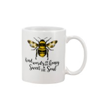 Kind Words Are Like Honey Sunflower Bee Mug thumbnail