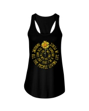 Imagine All The People Living Life In Peace Ladies Flowy Tank thumbnail