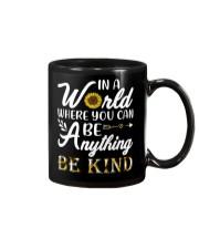 Be Kind Sunflower Mug thumbnail