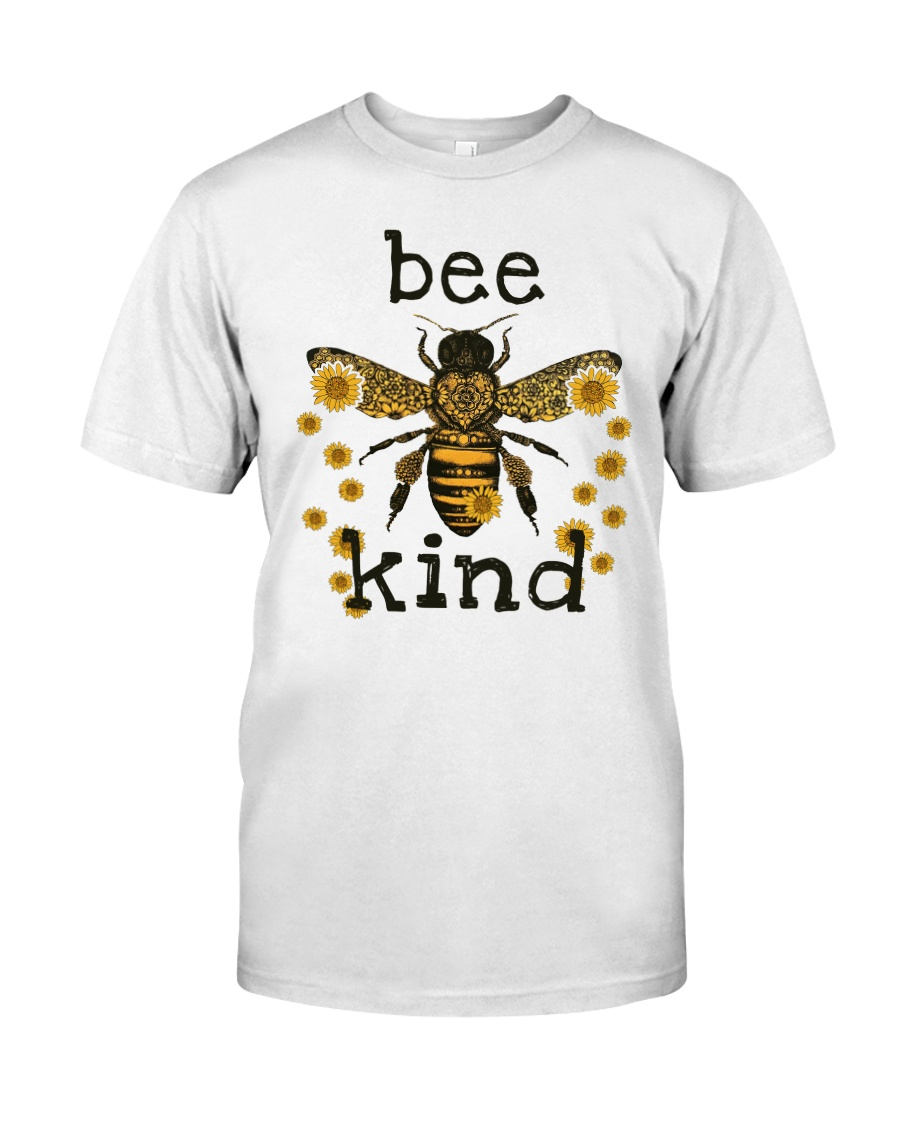 Bee Kind Sunflower Classic T-Shirt