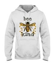 Bee Kind Sunflower Hooded Sweatshirt thumbnail