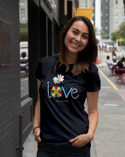 LOVE ONE ANOTHER Ladies T-Shirt lifestyle-women-crewneck-front-5