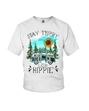 Stay Trippy Little Hippie Youth T-Shirt thumbnail