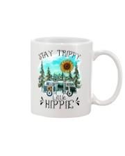 Stay Trippy Little Hippie Mug thumbnail