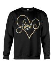 Love Sunflower Crewneck Sweatshirt thumbnail