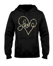 Love Sunflower Hooded Sweatshirt thumbnail