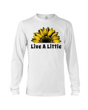 Live A Little Sunflower Long Sleeve Tee thumbnail