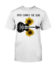 Here Comes The Sun Classic T-Shirt front