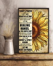 Today's Prayer 11x17 Poster lifestyle-poster-3
