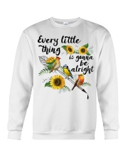 Every Little Thing Is Gonna Be Alright Crewneck Sweatshirt thumbnail