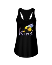 Bee Kind Ladies Flowy Tank thumbnail