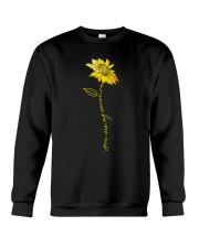 You Are My Sunshine Sunflower Crewneck Sweatshirt thumbnail
