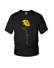 You Are My Sunshine Sunflower Youth T-Shirt thumbnail