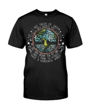 I See Trees Of Green Red Roses Too Classic T-Shirt front