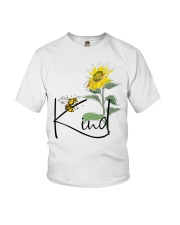 Bee Kind Sunflower Youth T-Shirt thumbnail