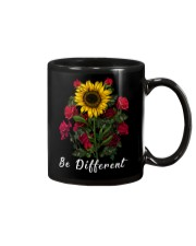 Be Different Sunflower Mug thumbnail