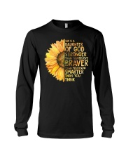 She Is A Daughter Of God Long Sleeve Tee thumbnail