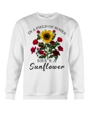 She's A Sunflower Crewneck Sweatshirt thumbnail