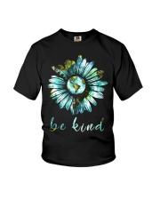 Bee Kind Daisy Earth Youth T-Shirt thumbnail