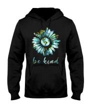 Bee Kind Daisy Earth Hooded Sweatshirt thumbnail
