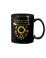 You May Say I'm A Dreamer Sunflower Dreamcatcher Mug thumbnail
