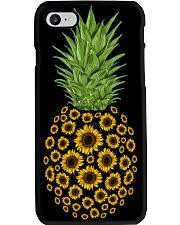 Sunflower Pineapple Phone Case i-phone-7-case