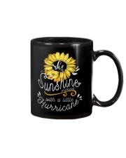 She Is Sunshine Mixed With A Little Hurricane Mug thumbnail