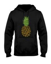 Sunflowers Pineapple No2 Hooded Sweatshirt thumbnail
