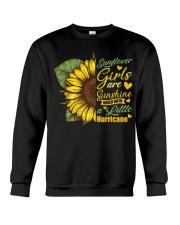 Sunflower Girls Are Sunshine Crewneck Sweatshirt thumbnail