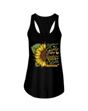 Sunflower Girls Are Sunshine Ladies Flowy Tank thumbnail