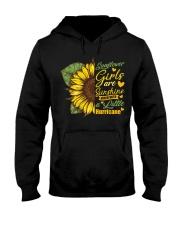 Sunflower Girls Are Sunshine Hooded Sweatshirt thumbnail