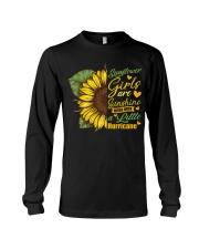Sunflower Girls Are Sunshine Long Sleeve Tee thumbnail