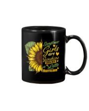 Sunflower Girls Are Sunshine Mug thumbnail